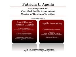 Firm Logo for The Law Offices of <br />Patricia L. Aguila