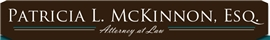 Firm Logo for Patricia L. McKinnon