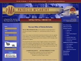 Patricia McCarthy Law Firm Logo