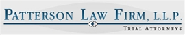 Firm Logo for Patterson Law Firm L.L.P.