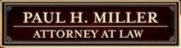 Firm Logo for Paul H. Miller