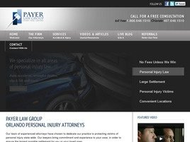 Firm Logo for Payer Law Group