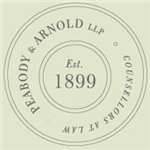 Peabody & Arnold LLP Law Firm Logo