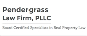 Firm Logo for Pendergrass Law Firm, PLLC