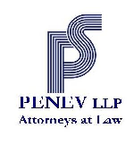 Penev LLP Law Firm Logo