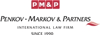 Penkov, Markov & Partners - Attorneys-at-Law Law Firm Logo