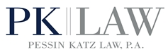 Pessin Katz Law, P.A. Law Firm Logo