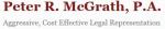 Firm Logo for Peter R. McGrath P.A.