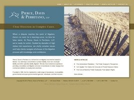 Pierce, Davis & Perritano, LLP