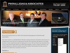 Firm Logo for Pikrallidas & Associates