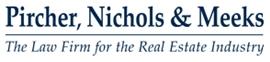 Pircher, Nichols & Meeks Law Firm Logo