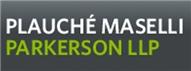 Plauché Maselli Parkerson L.L.P. Law Firm Logo