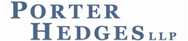 Porter Hedges LLP Law Firm Logo