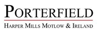 Porterfield, Harper, Mills, Motlow & Ireland, P.A. Law Firm Logo