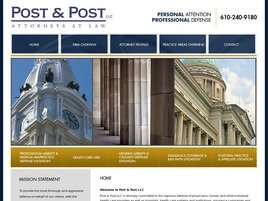 Firm Logo for Post Post LLC