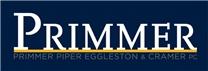 Primmer Piper Eggleston & Cramer PC Law Firm Logo
