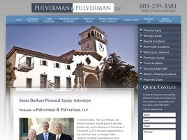 Firm Logo for Pulverman Pulverman LLP