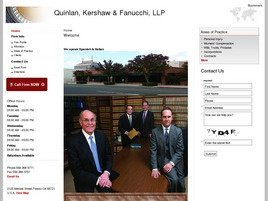 Firm Logo for Quinlan Kershaw Fanucchi LLP