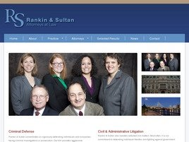Rankin & Sultan Law Firm Logo