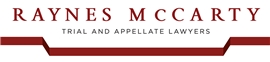 Raynes McCarty Law Firm Logo