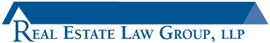 Firm Logo for Real Estate Law Group, LLP