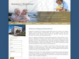 Firm Logo for Redgrave Rosenthal LLP
