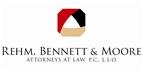 Firm Logo for Rehm, Bennett & Moore, P.C., L.L.O.
