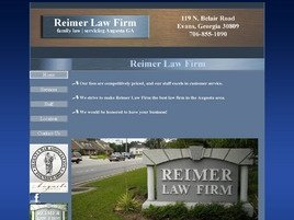 Firm Logo for Reimer Law Firm P.C.