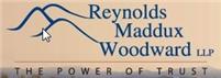 Reynolds Maddux Woodward LLP Law Firm Logo