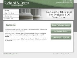 Firm Logo for Richard S. Owen