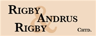 Firm Logo for Rigby Andrus Rigby Law PLLC
