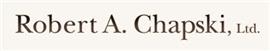 Firm Logo for Robert A. Chapski Ltd.
