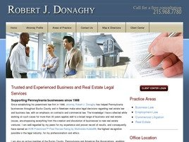 Firm Logo for Robert J. Donaghy