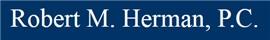 Firm Logo for Robert M. Herman P.C.