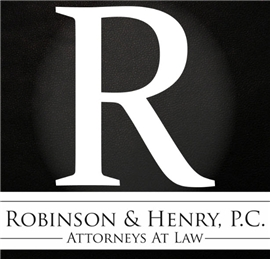 Firm Logo for Robinson Henry P.C.