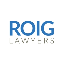 Roig Lawyers Law Firm Logo