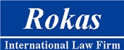 Firm Logo for Rokas (Tirana)