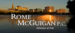 Firm Logo for Rome McGuigan, P.C.