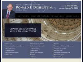 Firm Logo for Ronald E. Dobelstein, P.C.
