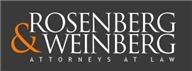 Firm Logo for Rosenberg & Weinberg
