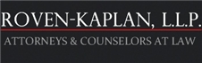 Firm Logo for Roven-Kaplan LLP