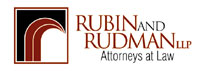 Firm Logo for Rubin Rudman LLP