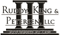 Ruddy, King & Petersen, LLC Law Firm Logo