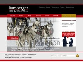 Firm Logo for Rumberger Kirk Caldwell Professional Association