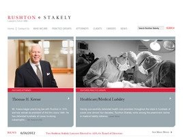 Firm Logo for Rushton, Stakely, Johnston <br />& Garrett, P.A.
