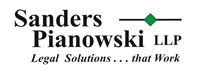 Sanders Pianowski, LLP Law Firm Logo
