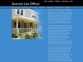 Firm Logo for Savarese Law Office