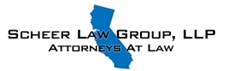 Scheer Law Group, LLP Law Firm Logo