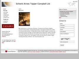 Firm Logo for Schenk Annes Tepper Campbell Ltd.
