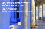 Firm Logo for Law Office of Mark P. Scherzer